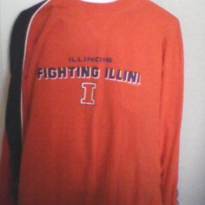 U of Illinois Fighting Illini L/S Shirt